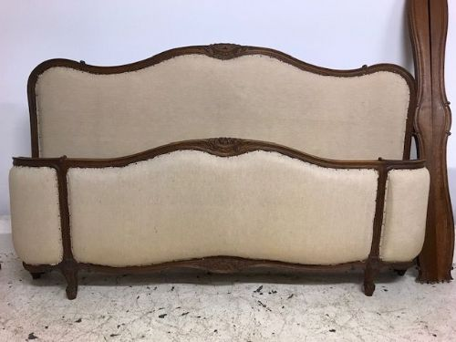 Vintage French Super King Size / Emperor Bed -  b02